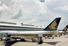 Armada Singapore Airlines (SIA). Maskapai penerbangan Singapura ini akan memangkan 4.200 karyawan. (Foto: CNA)