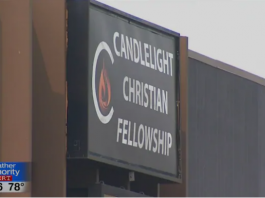 Candlelight Christian Fellowship. (Foto: Washington Post)