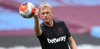 Manajer West Ham United David Moyes. (Foto: West Ham)