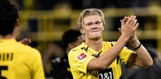 Striker Borussia Dortmund Erling Braut Haaland. (Foto: Bundesliga.com)