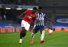 Prediksi Brighton vs Manchester United Sabtu 26 September 2020 . (Foto: Premierleague.com)