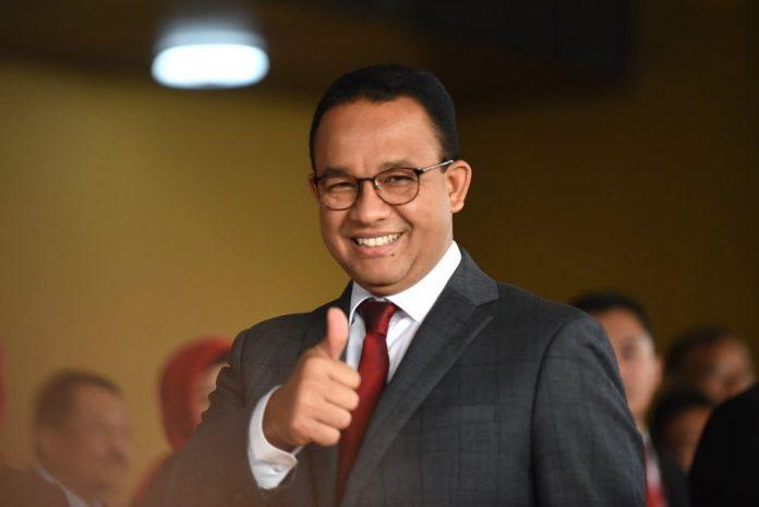 Gubernur DKI Jakarta Anies Baswedan. (Foto: Tirto)