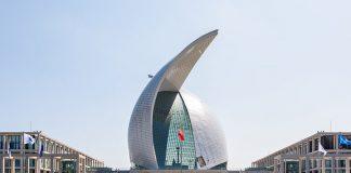 Kawasan Free Trade Zone (FTZ) di Lingang Shanghai, China. (Foto: China Briefing)