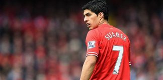 Luis Suarez saat masih berseragam Liverpool. (Foto: fcbarcelona)
