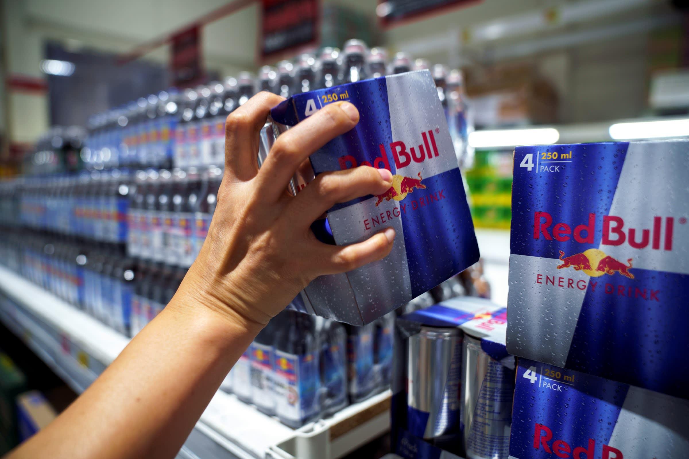 Red Bull (Foto: Reuters via Asia Nikkei)