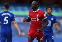 Striker Liverpool Sadio Mane. (Foto: Liverpoolfc.com)