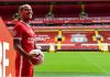 Thiago Alcantara di Stadion Anfield, kandang Liverpool. (Foto: Liverpoolfc.com)