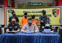 Dua Pelaku Curanmor di Nongsa Batam diringkus jajaran Sat Reskrim Polsek Nongsa