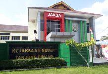 Kantor Kejari Tanjungpinang di Jalan Basuki Rahmat Tanjungpinang (Suryakepri.com/Muhammad Bunga Ashab)