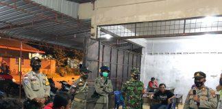 Tim Gabungan Operasi Yustisi di Kabupaten Bintan saat menggelar operasi (Suryakepri.com/ist)