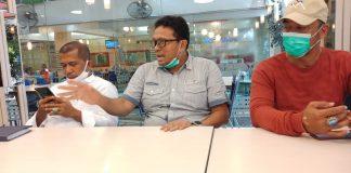 Ketua Umum Persatuan Bulu Tangkis Seluruh Indonesia (PBSI) Kepri, Sukriadi