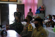 Kapolres Bintan AKBP Bambang Sugihartono saat menerima kunjungan Tim Pengawas Irwasda Polda Kepri di kantornya (Suryakepri.com/ist)