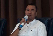 Anggota Komisioner KPU Kepri Priyo Handoko (Suryakepri.com/Muhammad Bunga Ashab)
