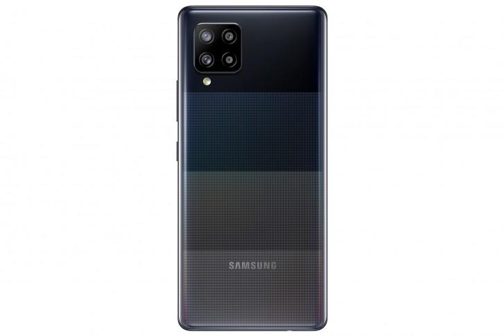 Tampilan belakang Samsung Galaxy A42 5G. (Foto: GSM Arena)