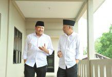 Calon Wali Kota BAtam Lukita dan Abdul Basyid.(suryakepri.com/ist