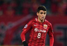 Oscar saat ini membela klub Liga Super China Shanghai SIPG. (Foto: Evening Standard)