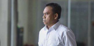 Sekda DKI Jakarta Saefullah meninggal dunia. (Antara/Hafidz Mubarak)