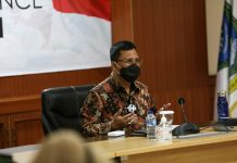 Sekda Kepri Arif Fadillah membuka perhelatan ISEF ke-7