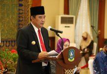 Pjs Gubernur Kepulauan Riau Bahtiar Baharuddin