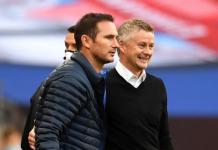 Frank Lampard dan Ole Gunnar Solskjaer. (Foto: Chelseafc.com)