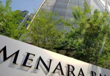 Menara Bank Islam Malaysia Bhd. (Foto: Bernama)