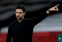 Manajer Arsenal Mikel Arteta (Foto dari Football London)