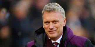 Manajer West Ham United David Moyes. (whufc.com)