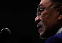 Pemimpin oposisi Malaysia Anwar Ibrahim. (Foto: Bernama)