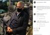 Jose Mourinho memosting pesan di Instagramnya, sekaligus sebagai pengumuman jam latihan hari berikutnya setelah Spurs dikalahkan 1-0 oleh Antwerp di Liga Eropa, Kamis (30/10/2020). (Tangkapan layar Instagram Mourinho)