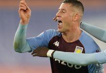 Ross Barkley pencetak gol tunggal dalam kemenangan 1-0 Aston Villa atas Leicester City di King Power Stadium, Minggu (18/10/2020) atau Senin dinihari WIB. (Foto: Premierleague.com)