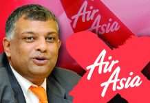 Tony Fernandes pendiri maskapai-penerbangan AirAsia. (Foto: The-Malaysian Reserve).
