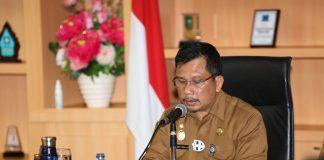 Sekretaris Daerah Provinsi Kepri H TS Arif Fadilah