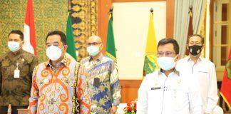 Pjs Gubernur Kepri Bahtiar