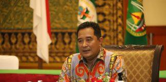Pejabat Sementara Gubernur Kepulauan Riau Baktiar