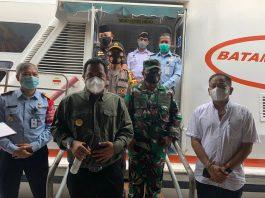Penjabat Sementara (Pjs) Gubernur Kepulauan Riau, Bahtiar Baharrudin
