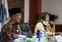 Sekdaprov Kepri Tengku Arif Fadillah