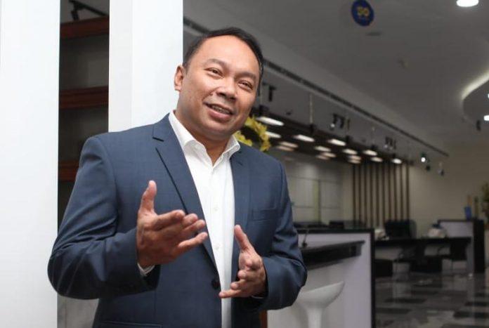 President Director Bank Bukopin, Rivan A. Purwantono
