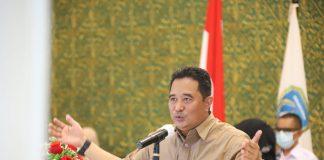 Pjs Gubernur Kepri Bahtiar Baharuddin