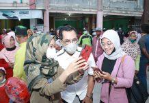 calon Gubernur dan wakil Gubernur Kepulauan Riau (Kepri), Soerya Respationo