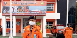 Kepala Kantor Pencarian dan Pertolongan Tanjungpinang Mu'min (Suryakepri.com)