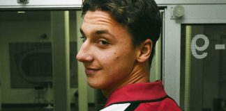Zlatan Ibrahimovic saat masih remaja di Arsenal. (Foto dari Dailystar)