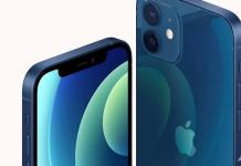 Gambar yang dibagikan oleh Apple menunjukkan salah satu iPhone 12 terbaru yang dilengkapi dengan teknologi jaringan nirkabel 5G baru yang lebih cepat yang diluncurkan Apple Selasa, 13 Oktober 2020. (Apple via AP)