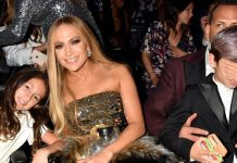 Jennifer Lopez bersama anak-anaknya. (Foto dari PureWow)