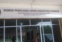 Foto Kantor KPU Karimun