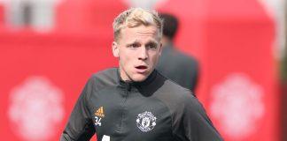 Donny van de Beek (Foto dari Sky Sports)