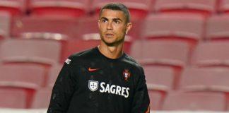 Cristiano Ronaldo. (Foto dari TEAMtalk)