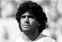 Legenda sepak bola dunia, Diego Armando Maradona (30 Oktober 1960 - 25 November 2020), meninggal dunia akibat masalah jantung. Presiden UEFA Aleksander Čeferin memutuskan seluruh pertandingan grup Liga Champions pada Rabu (25/11/2020) atau Kamis dinihari WIB diawali dengan mengheningkan cipta selama satu menit untuk memberikan penghormatan kepada Maradona. (Foto dari UEFA.com)