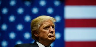 Presiden AS Donald J Trump. (Foto dari breitbart.com)
