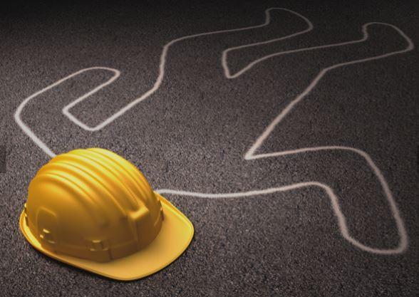 Foto ilustrasi kecelakaan kerja