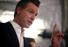 Gubernur California Gavin Newsom. (Foto: San Francisco Chronicle)